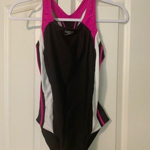 Girls One Piece Speedo